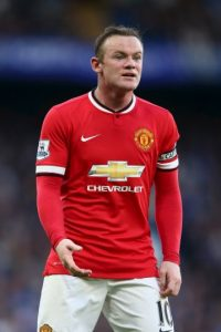 Wayne Rooney (Manchester United) Foto:Getty Images