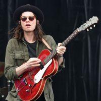 James Bay es un cantautor británico y guitarrista. Foto:Getty Images