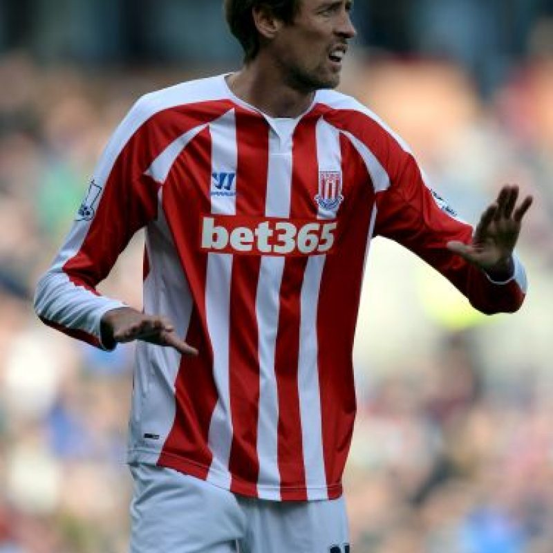 Peter Crouch Foto: Getty Images