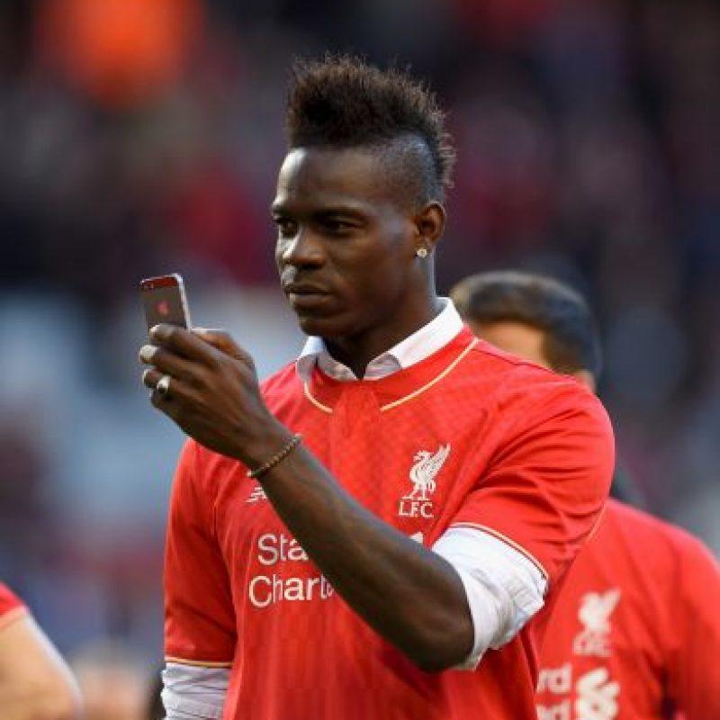Mario Balotelli (Liverpool) Foto:Getty Images