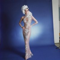 Se casó y se divorció del músico Gregg Allman. Esto llevó a su programa al fracaso. Foto:vía Getty Images