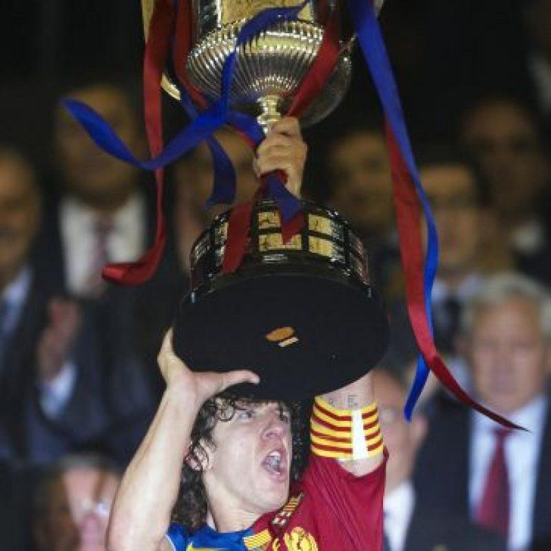 Tuvieron que pasar 10 años para que otro club europeo alcanzara la triple corona. Foto:Getty Images