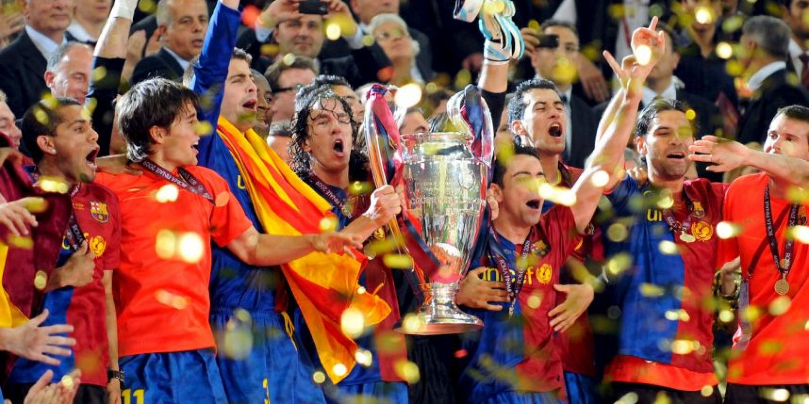 5. Barcelona (España) Foto: Getty Images