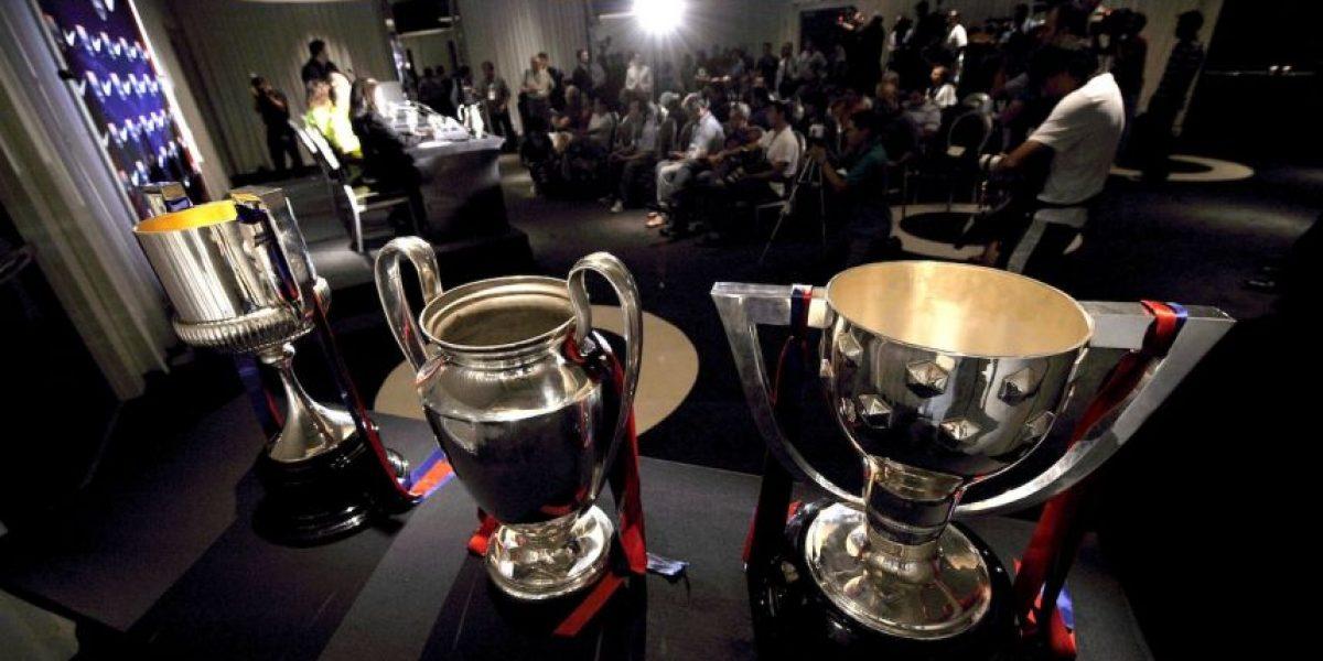 FOTOS: El selecto club de equipos que lograron el triplete en Europa