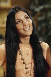 El grupo comenzó a perder éxito y ella se casó con Sonny y tuvo una hija, Chastity (hoy Chaz Bono). Foto:vía Getty Images