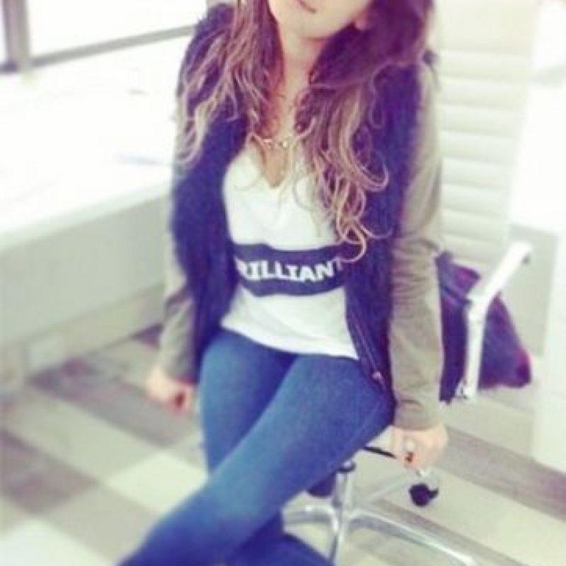 """Es conocida por su papel en la telenovela """"Patito feo"""" Foto:Vía instagram.com/basnicar"""
