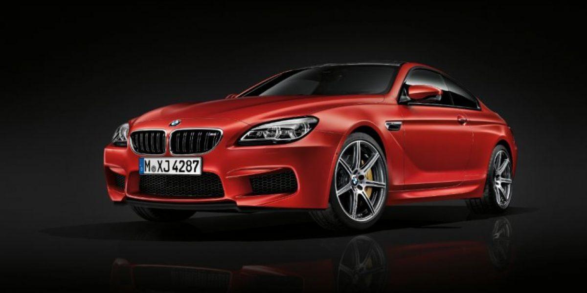 BMW ofrece el Competition Package para los M6