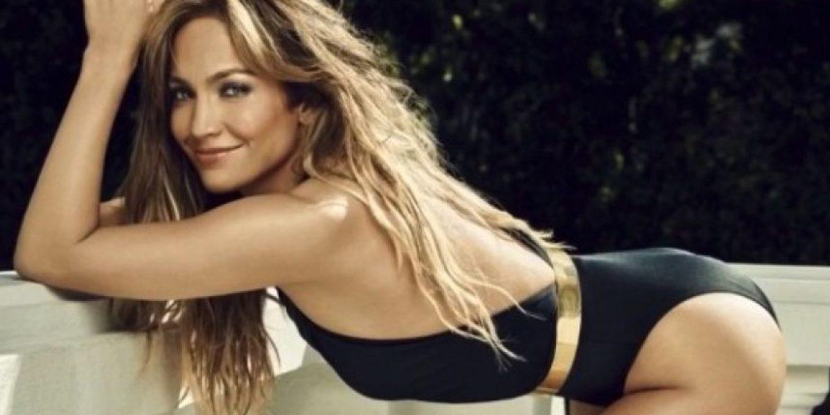8 veces en las que Jennifer López demostró que tiene un cuerpo de envidia