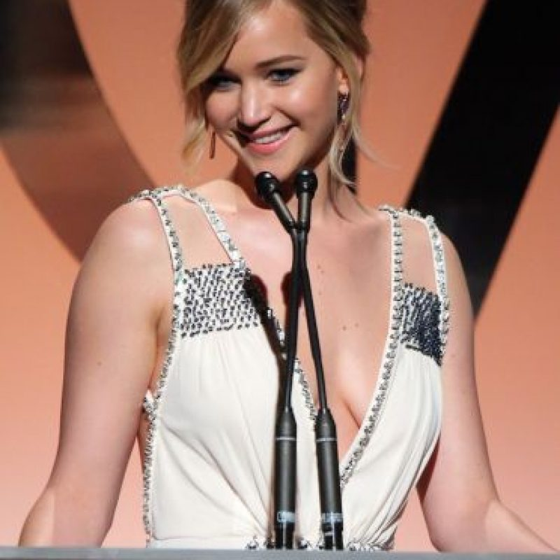 """En marzo, la ganadora del Oscar anunció que esta producción sería su última colaboración como """"Mystique"""" Foto:Getty Images"""