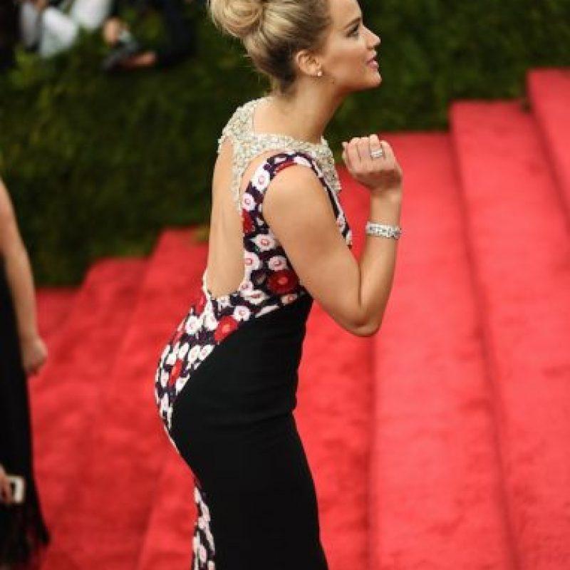 Un papel que la acercó a la fama. Foto:Getty Images