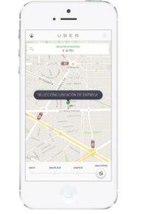 En México, Uber ofrece adquirir boletos para el fútbol bajo demanda y los llevan hasta su hogar u oficina. Foto:twitter.com/Uber_GDL
