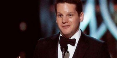"""Graham Moore ganó el Oscar a Mejor Guión Adaptado por """"El Código Enigma"""". En su discurso dijo que trató de matarse por ser distinto. Foto:Faith in Humanity Restored"""