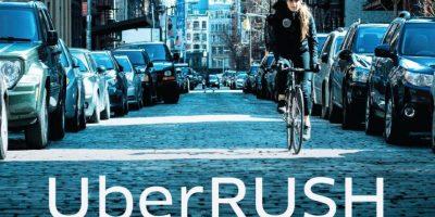 #UberRush – Disponible en Nueva York y Nueva Jersey, Estados Unidos. Foto:Uber