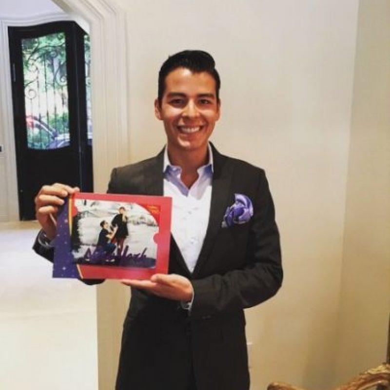 Incluso protagonizaron comerciales y revistas juntos. Foto:vía instagram.com/manologonzalezvergara
