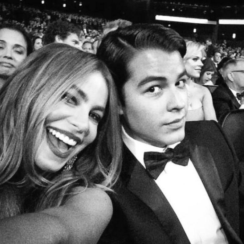 Según relató Vergara, siempre la confunden con la novia de su hijo. Foto:vía instagram.com/manologonzalezvergara