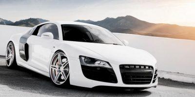 Audi Sport Racing Bike está inspirada en el R8. Foto:Audi