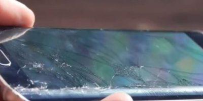 La pantalla se rompe y daña el touch. Foto:TechRax