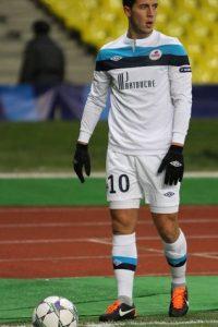 Se unió al Lille OSC de Francia en 2005, cuando tenía 14 años, y entrenó en las categorías juveniles del club. Debutó profesionalmente en 2007 y en 2012 fue fichado por el Chelsea de Inglaterra. Foto:Getty Images