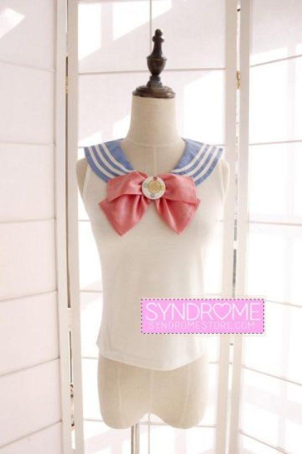 Camiseta veraniega casual. Foto:vía Syndrome