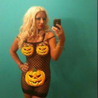Es reconocida por ser una exactriz porno, pero también formó parte de la Xtreme Pro Wrestling (XPW), en 1999 Foto:Vía twitter.com/LizzyBorden6