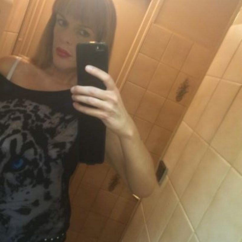 Alexandra Paressant es modelo, presentadora de TV y estrella de reality shows Foto:Vía twitter.com/paressant