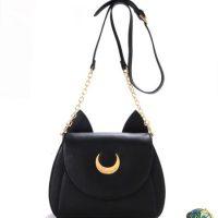 "Este bolso de ""Luna"" arruinador de vidas. Foto:vía Sailor Moon Collectibles"