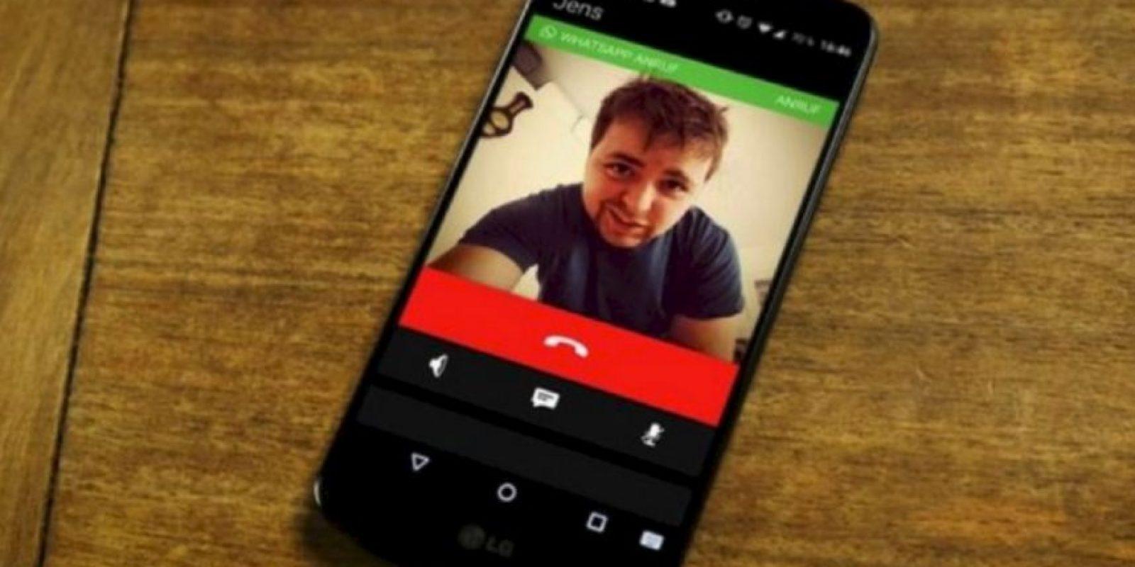 Llamadas a contactos por medio de Internet y sin costo Foto:Tumblr