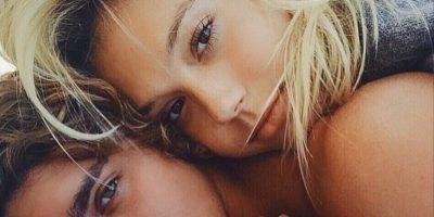 Ellos son Jay Alvarrez y Alexis Ren, los nuevos modelos de Pull & Bear Foto:Vía instagram.com/alexisalvarrez