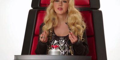 Como Shakira Foto:The Voice