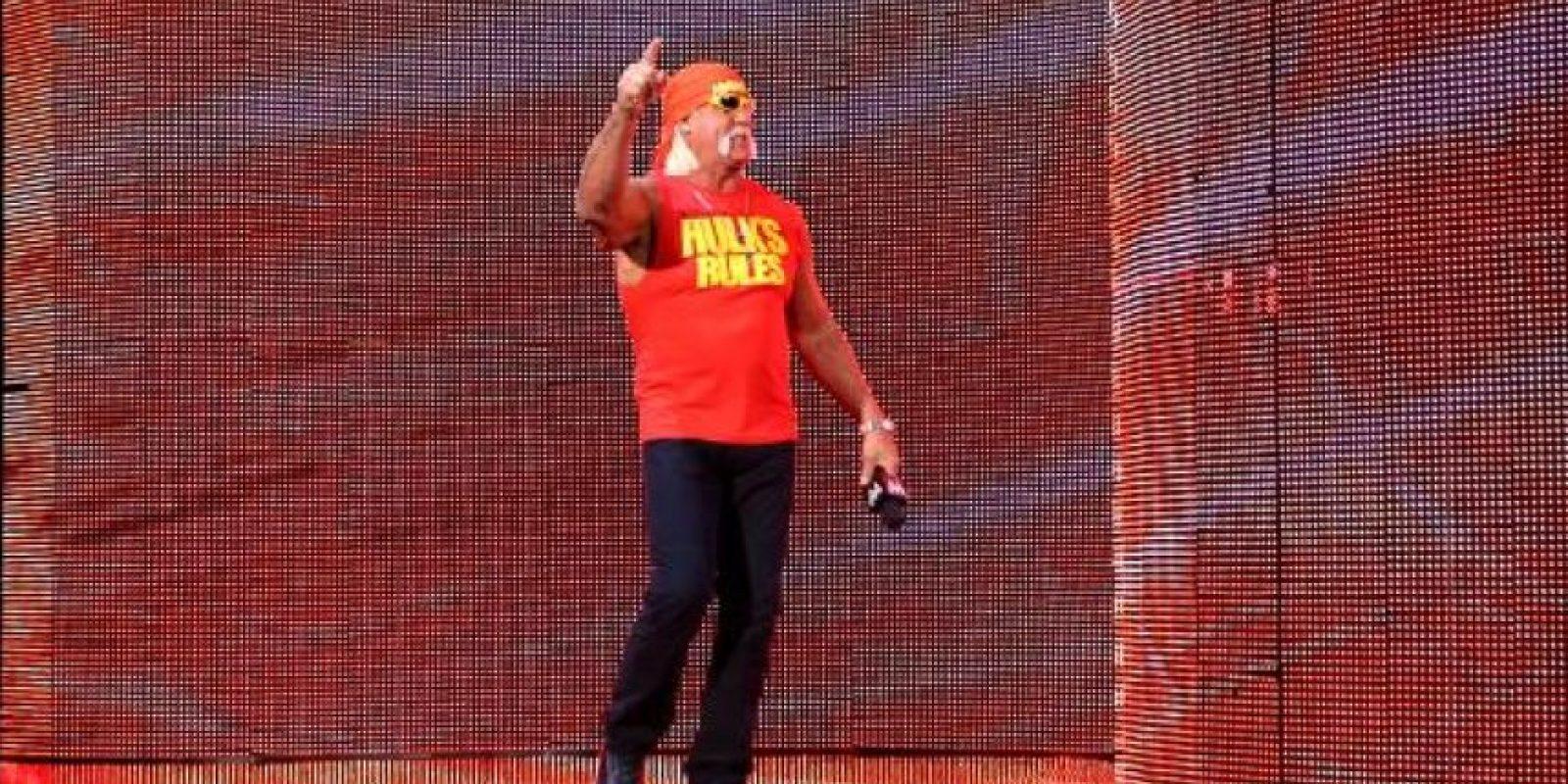 En 2012 se filtró un video porno, en el que Hogan mantiene relaciones sexuales con Heather Clem, exesposa de su mejor amigo, el locutor radiofónico Bubba Amorosa Foto:WWE