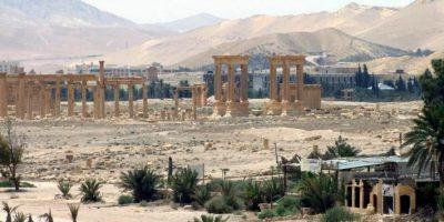 Su principal atractivo son sus ruinas, que hasta el momento se encuentran bien conservada Foto:AFP
