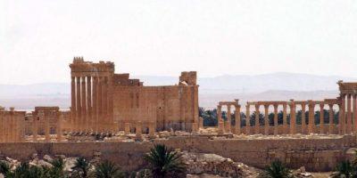 Fue la capital del Imperio de Palmira, entre los años 268 y 272 del siglo I. Foto:AFP