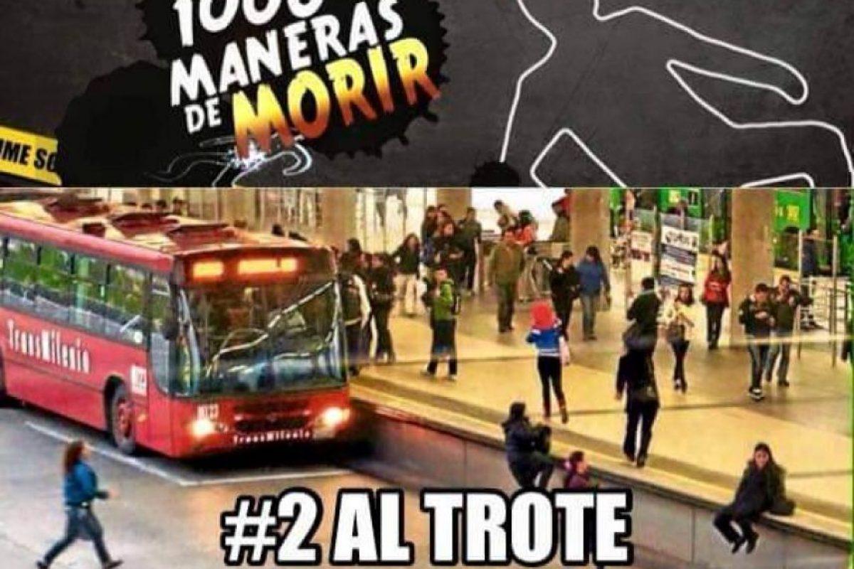 Foto:Revista Marcha Zombie