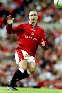 9. Eric Cantona Foto: Getty Images