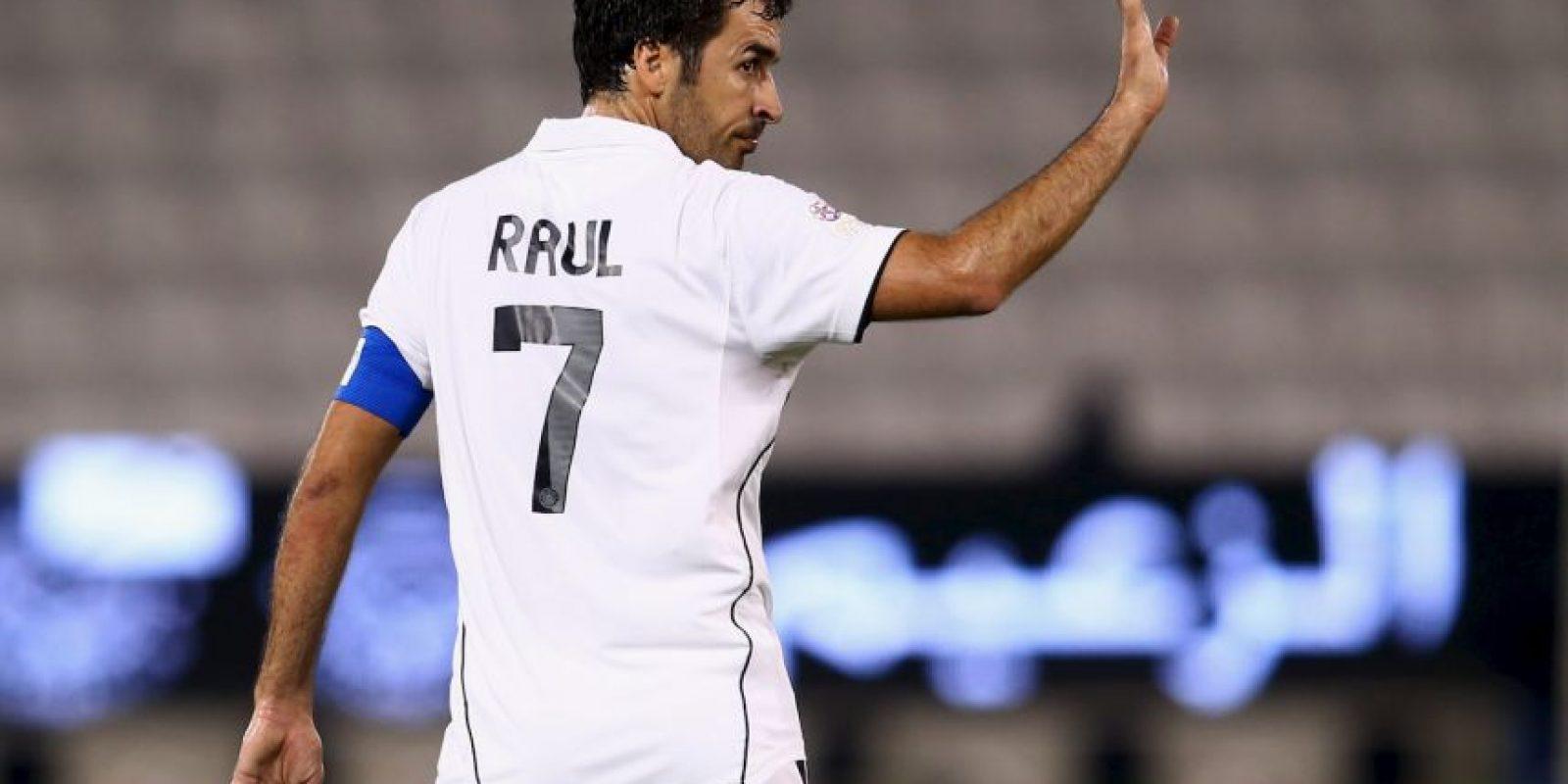 Raúl Foto:Getty Images