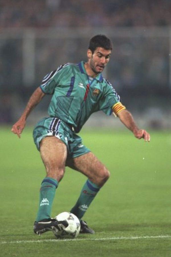 En el ocaso de su carrera como jugó con el Al Ahli de Catar, de 2003 a 2005 Foto:Getty Images