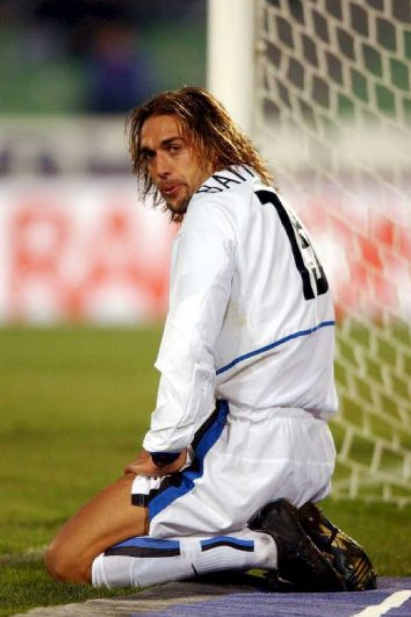 1. Gabriel Batistuta Foto: Getty Images