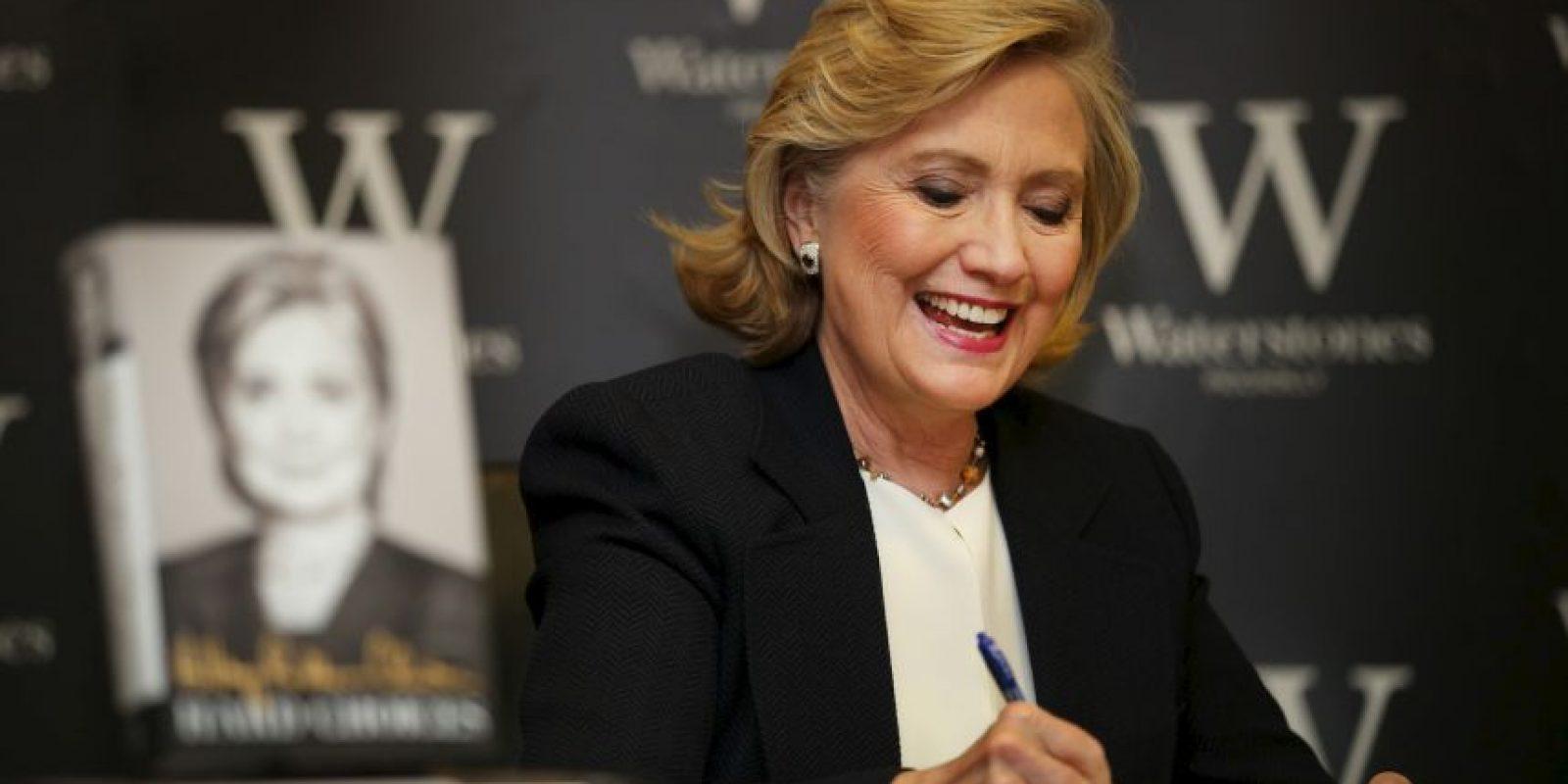 Recientemente urgió al Departamento de Estado que publicara todos sus correos electrónicos. Foto:Getty Images