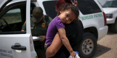 La exposición a la violencia de pareja también se incluye a veces entre las formas de maltrato infantil. Foto:Getty Images