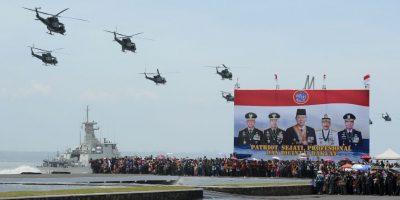 La virginidad de las mujeres indonesias reclutas es un asunto de seguridad nacional, ha dicho un portavoz de las Fuerzas Armadas. Foto:Getty Images