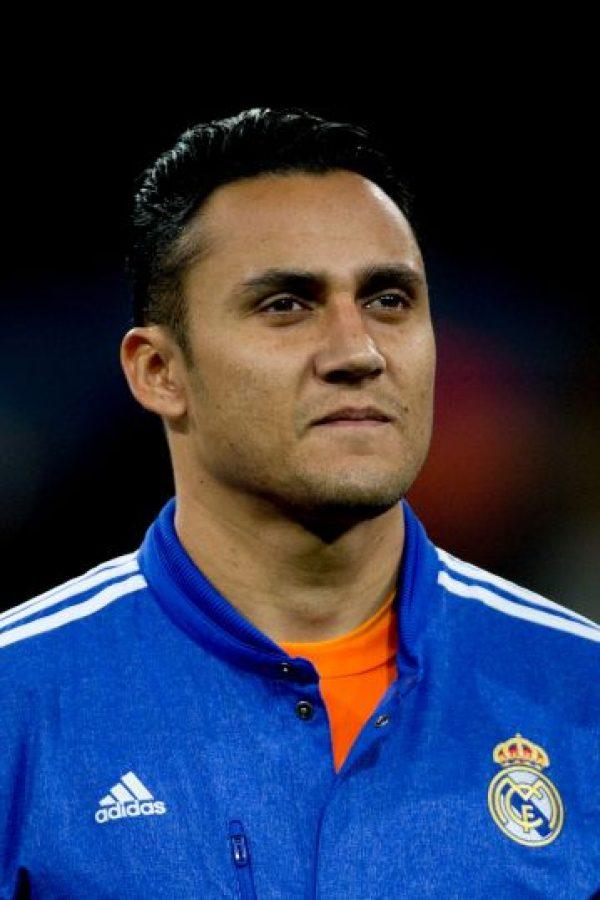 En toda la temporada, Navas jugó solo seis partidos aunque en todos ellos fue titular. Foto:Getty Images