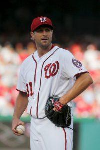 Llegó a los Washington Nationals para la temporada 2015 con un contrato de 29.98 millones de dólares anuales. Foto:Getty Images