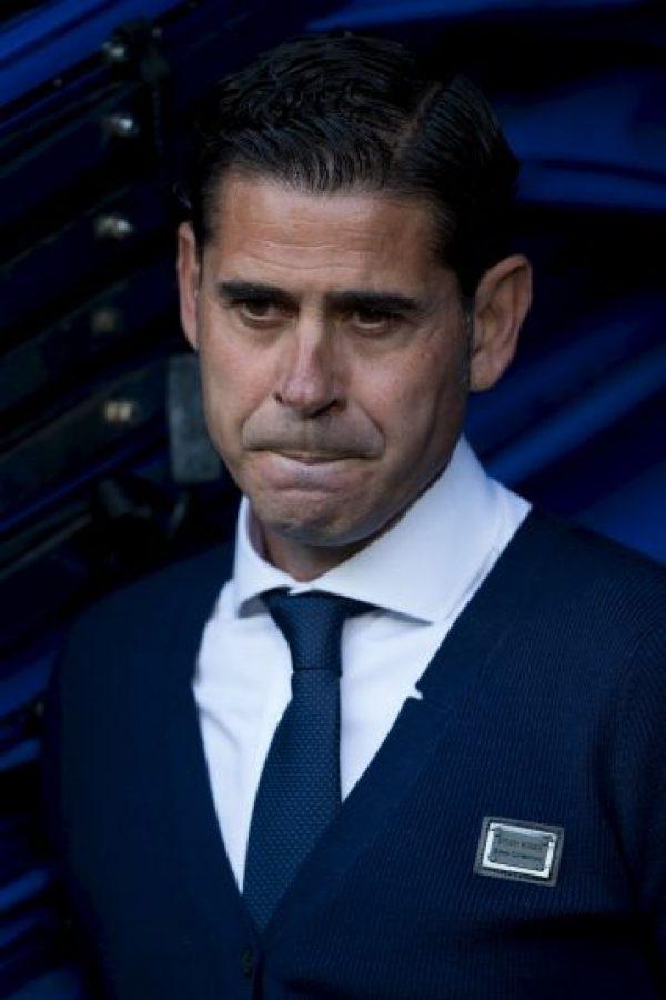 El defensa español jugó de 2003 a 2004 con el Al-Rayyan de Catar, antes de retirarse en el Bolton Wnderers de Inglaterra Foto:Getty Images