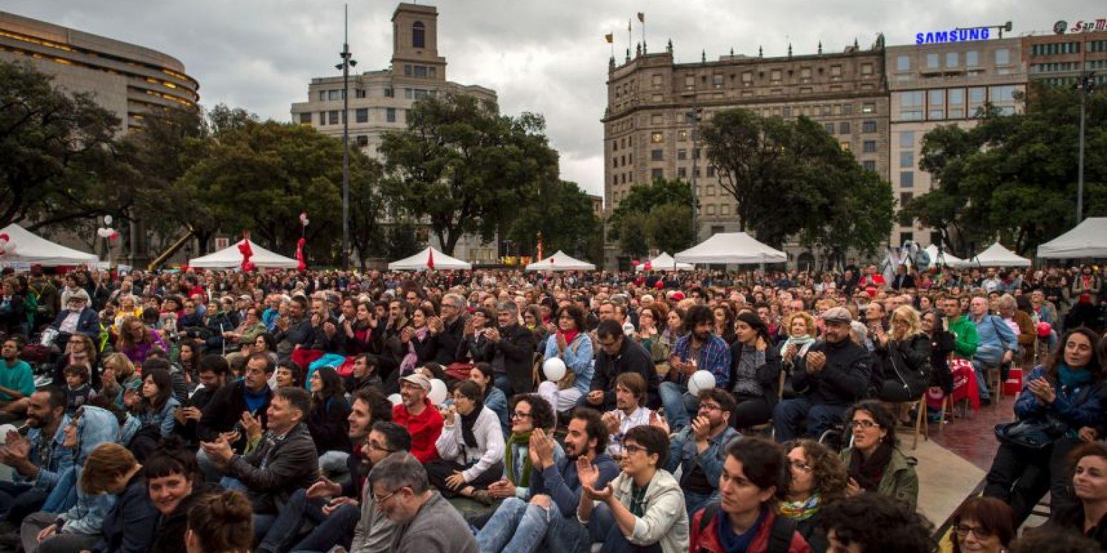 Por su parte el PSOE es el primero en categorías como educación, sanidad y empleo Foto:Getty Images