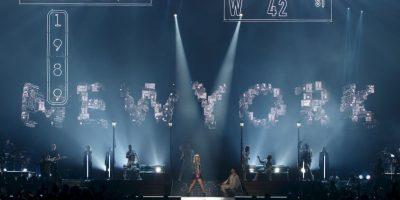 Taylor Swift fue ganadora de ocho de sus 14 nominaciones en los Premios Billboard Music Awards Foto:Getty Images
