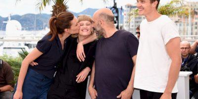 La cinta de Gaspar Noé fue severamente criticada Foto:Getty Images
