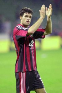 3. Michael Ballack Foto: Getty Images