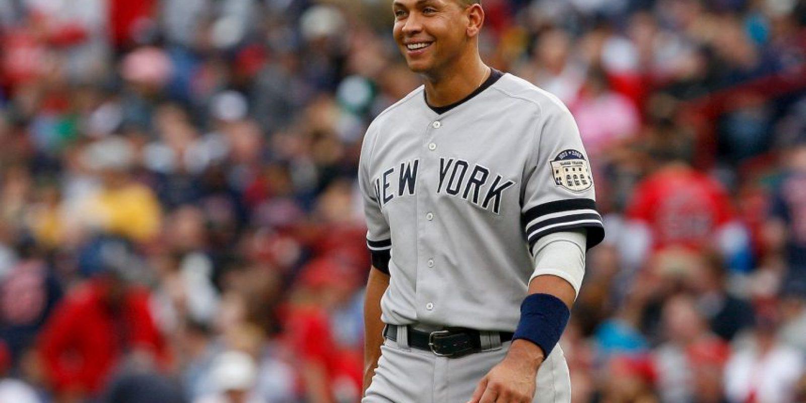 En 2008, los Yankees le ofrecieron al tercera base un contrato de 27.49 millones de dólares al año. Foto:Getty Images