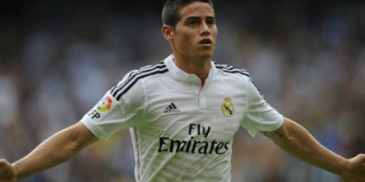James Rodríguez Foto: AFP