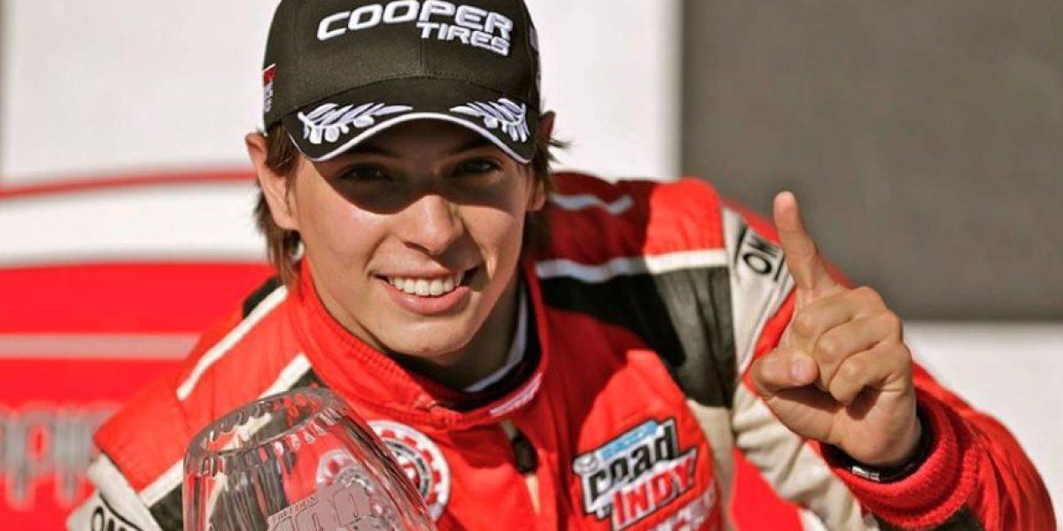 Gabby Chaves: Algún día quiero correr en Fórmula 1